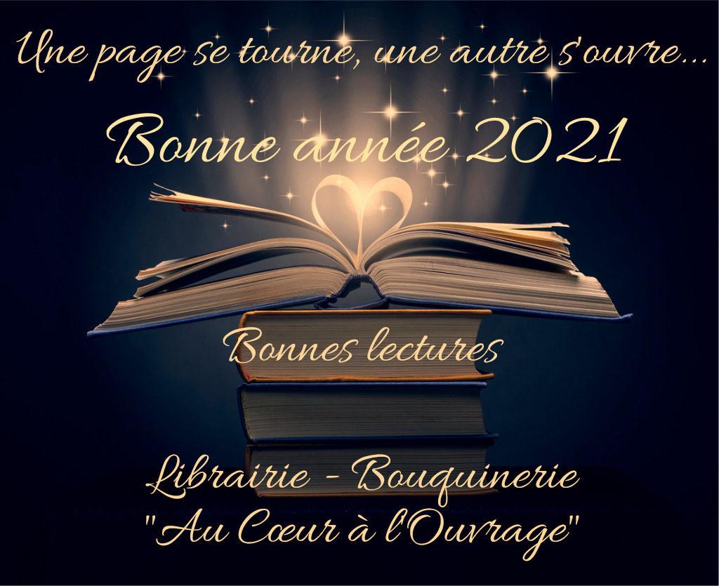 """Librairie """"Au cœur à l'ouvrage"""""""